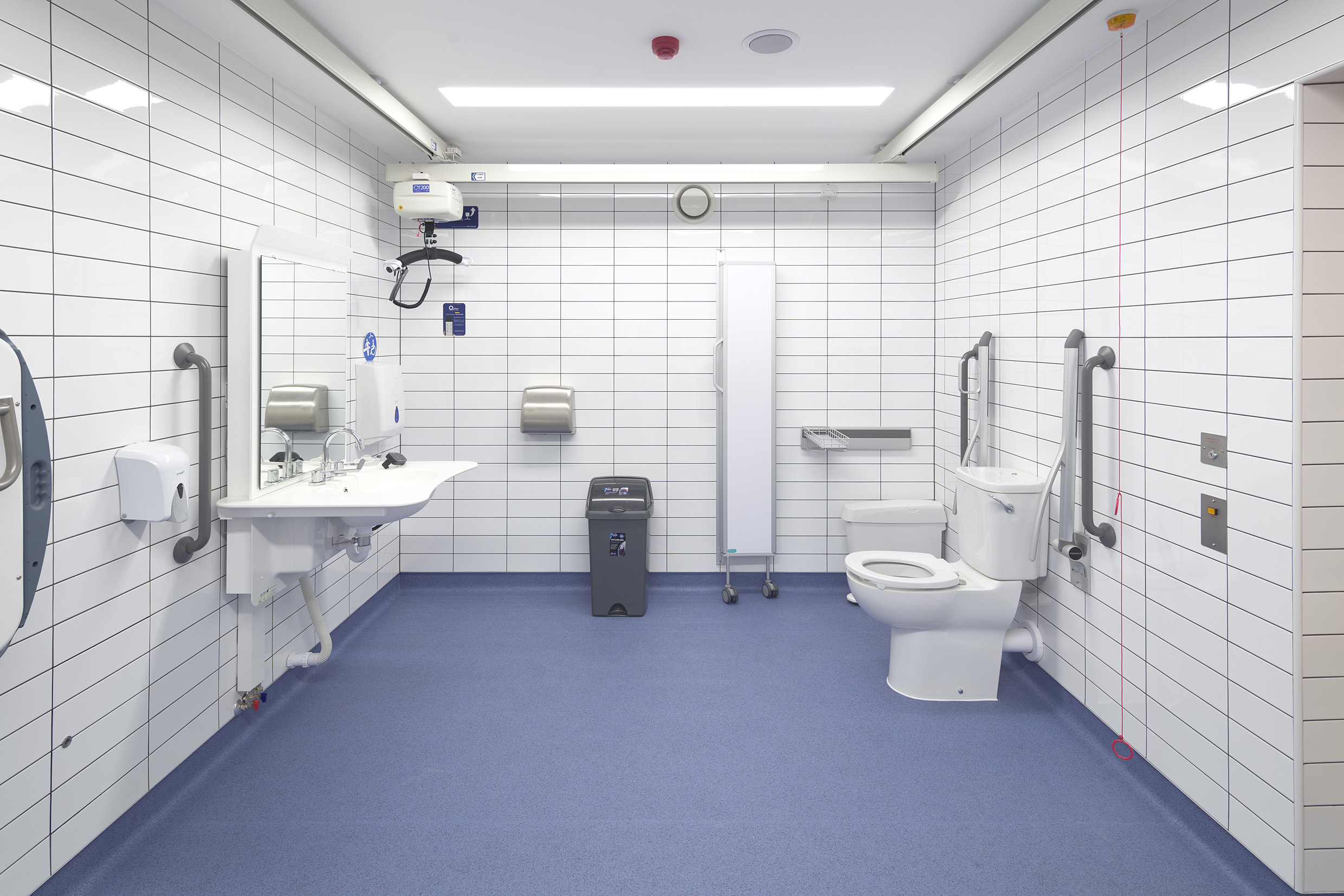 Changing Places Standards