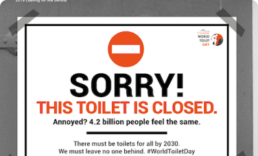 World Toilet Day 2019