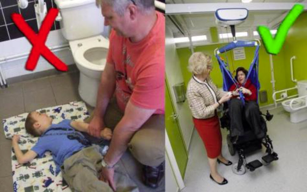 Why are Changing Places toilets important?