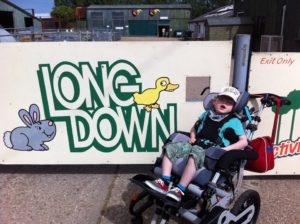 Sarah & Hadley's campaign - Longdown Activity Farm